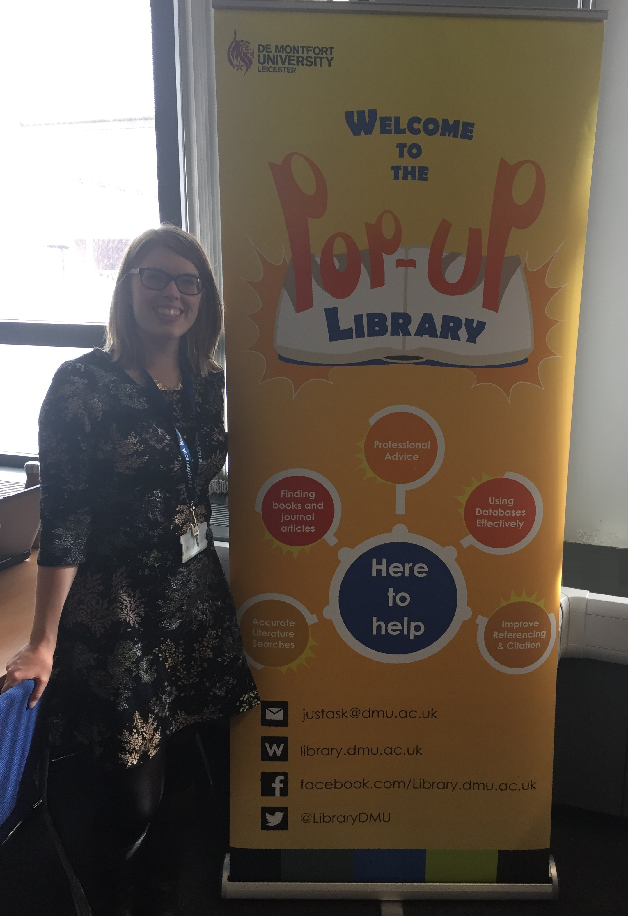 """Pop-Up"" Librarian Drop-in Sessions – NEW"