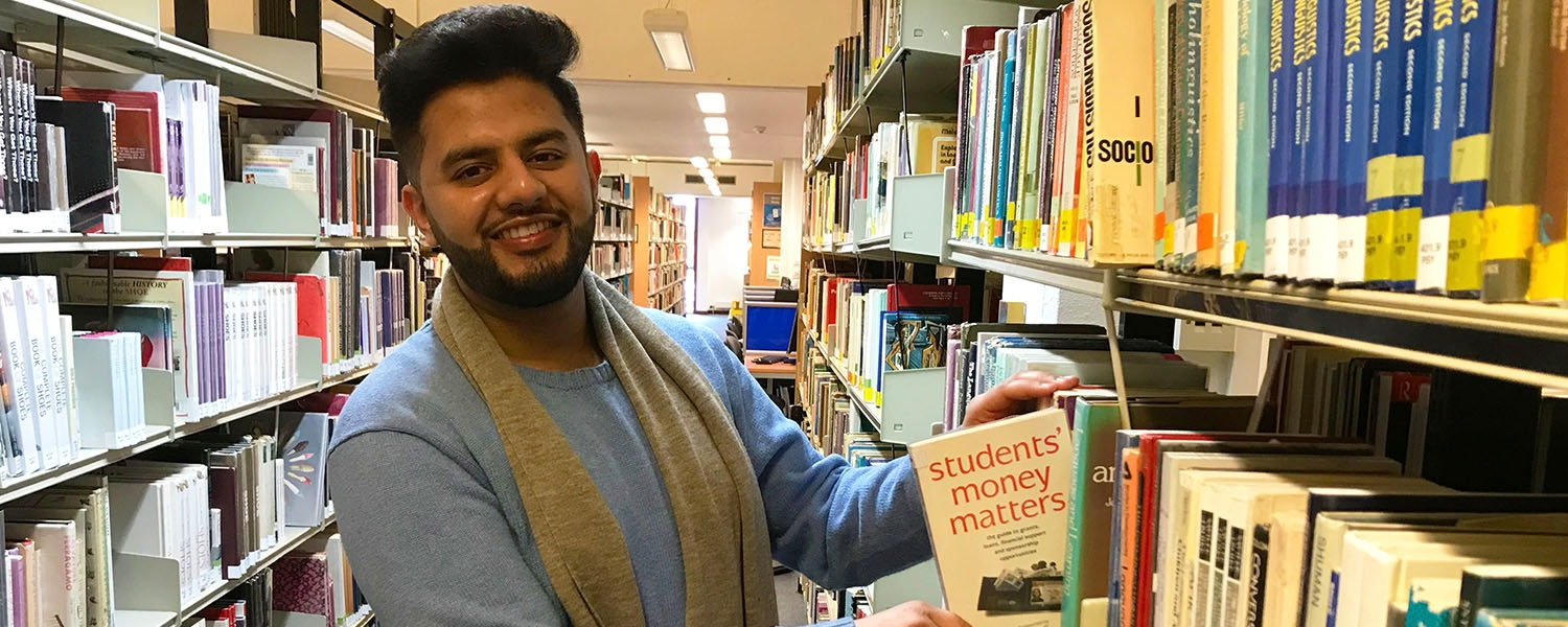 """""""Library fines slashed to cut financial burden on DMU students"""""""