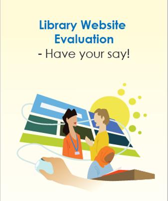 Library website evaulation
