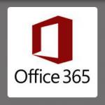 The Office 365 MyDMU tile